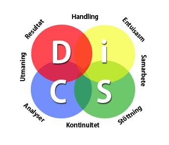 Disc-beteendeanalys
